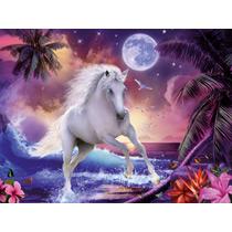 Лошадь на волнах 1500 деталей